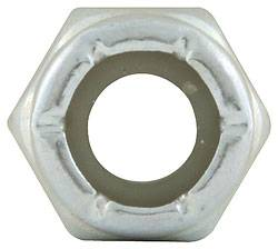 "Allstar Performance - Allstar Performance Hex Nut And Washers - 1/4""-20 (10 Pack)"