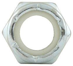 "Allstar Performance - Allstar Performance Hex Nut And Washers - 3/8""-16 (10 Pack)"