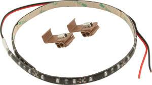 QuickCar Racing Products - Quickcar Red LED Strip Kit 18""