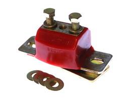 Energy Suspension - Energy Suspension Transmission Mount - Red - Fit Ford & GM Automatic, Manual Transmissions