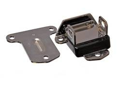 Energy Suspension - Energy Suspension Motor Mount (Each) - Steel - Polyurethane - Chrome - Black - 58-72 Chevy