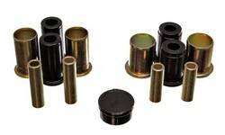 Energy Suspension - Energy Suspension GM Lower Control Arm Bushing Set - Black - GM Metric Chassis