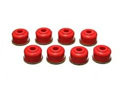 Energy Suspension - Energy Suspension Heavy Duty End Link Grommet Set - Red