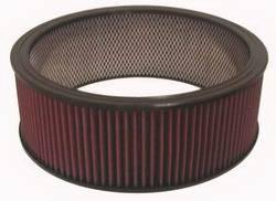 """K&N Filters - K&N Performance Air Filter - 14"""" x 5"""" - Universal"""