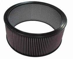 "K&N Filters - K&N Air Filter Element w/ Wire Reinforcement - 14"" x 6"""