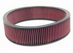 "K&N Filters - K&N Performance Air Filter - 16-1/4"" x 4-1/16"" - Universal"