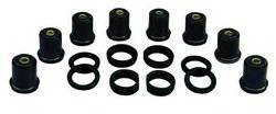 Prothane Motion Control - Prothane GM Rear Control Arm Bushing Kit - Polyurethane - Black