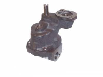 "Melling Engine Parts - Melling Select Performance SB Chevy Hi-Volume Oil Pump - 10% Volume Increase - 3/4"" Inlet - Bolt-On Pickup"