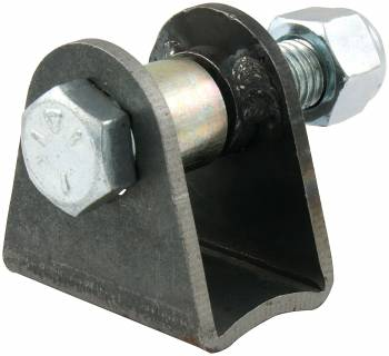 Allstar Performance Coil-Over Bracket w/ Grade 5 Bolt, Lock Nut & Spacer - Narrow Radius Mount Style