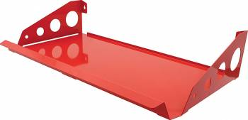 "Allstar Performance - Allstar Performance Utility Shelf - 12"" x 24"" - Red"