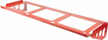 "Allstar Performance - Allstar Performance Display Shelf - 12"" x 36"" Red"