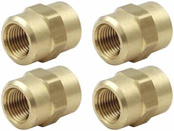 "Allstar Performance - Allstar Performance 1/8"" NPT Female Union (4 Pack)"