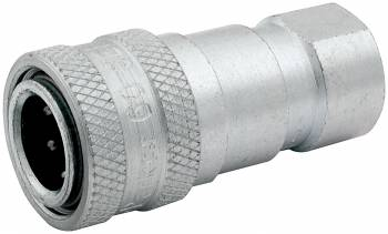 "Allstar Performance - Allstar Performance Stee Quick Disconnect Female Connector - 1/8"" NPT"