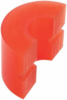 Allstar Performance - Allstar Performance Half Bushing Orange 60DR - Fits Third Link Assembly ALL56390
