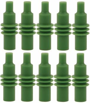 Allstar Performance - Allstar Performance Weather Pack Connector Seal Plug (10 Pack)