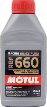 Motul - Motul 660 Brake Fluid - 16.9 oz.