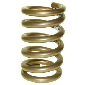 "Landrum Performance Springs - Landrum 9.5"" Gold Coil Front Spring - 5"" O.D. - 950 lb."