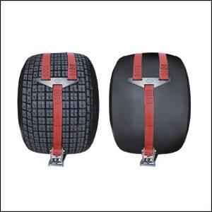 Mac's Custom Tie-Downs - Mac's Spreader Bar Wheel Net (Set of 2)