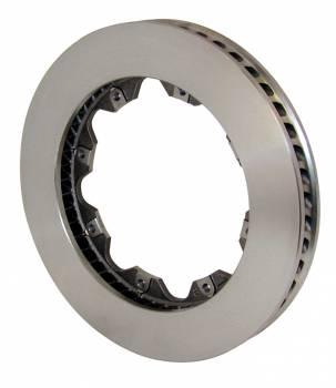 "Wilwood Engineering - Wilwood HD 48 Curved Vane Spec-37 Rotor - LH - 1.25"" Width - 12.19"" Diameter - 8 x 7"" Bolt Circle - .316"" Hole - 12.7 lbs."