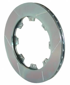 "Wilwood Engineering - Wilwood GT 36 Curved Vane Spec-37 Rotor - LH - .810"" Width - 12.19"" Diameter - 8 x 7.62"" Bolt Circle - 9.3 lbs."