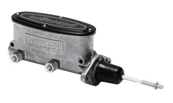 "Wilwood Engineering - Wilwood Aluminum Tandem Master Cylinder - .875"" Bore"