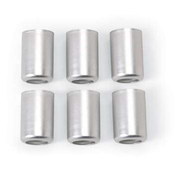 Russell Performance Products - Russell ProClassic -4 AN Crimp Collars (6 Pack)