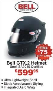 Bell GTX2 Helmet