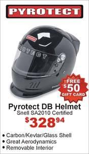 Pyrotect Pro Airflow Duckbill Helmet