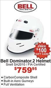 Bell Dominator.2 Helmet