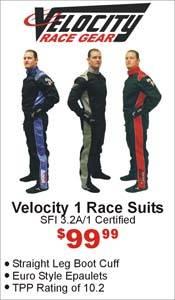 Velocity 1 Suit