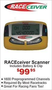 RACEceiver Scanner