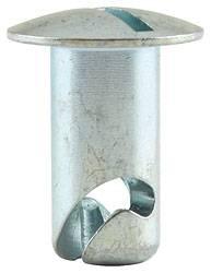 "Allstar Performance - Allstar Performance Steel Oval Head Dzus Fasteners - 5/16"" - .500"" Long - 50 Pack"