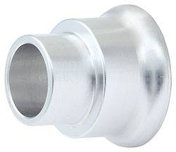 "Allstar Performance - Allstar Performance - Reducer Spacers - 5/8"" To 1/2"" - 1/2"" Long x 1"" O.D. - Aluminum - (2 Pack)"