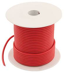 Allstar Performance - Allstar Performance Primary Wire - Red - 100' Spool - 20AWG