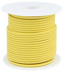 Allstar Performance - Allstar Performance Primary Wire - Yellow - 100' Spool - 20AWG
