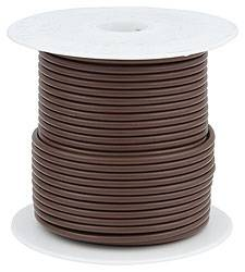 Allstar Performance - Allstar Performance Primary Wire - Brown - 100' Spool - 20AWG