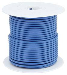 Allstar Performance - Allstar Performance Primary Wire - Blue - 100' Spool - 20AWG