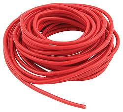 Allstar Performance - Allstar Performance Primary Wire - Red - 20' Coil - 14AWG