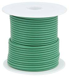 Allstar Performance - Allstar Performance Primary Wire - Green - 100' Spool - 14AWG