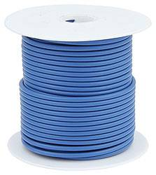 Allstar Performance - Allstar Performance Primary Wire - Blue - 100' Spool - 14AWG