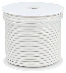 Allstar Performance - Allstar Performance Primary Wire - White - 100' Spool - 12AWG