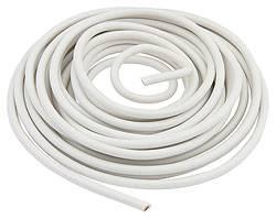 Allstar Performance - Allstar Performance Primary Wire - White - 10' Coil - 10AWG