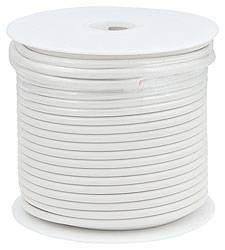 Allstar Performance - Allstar Performance Primary Wire - White - 75' Spool - 10AWG