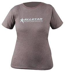 Allstar Performance - Allstar Performance Ladies Vintage T-Shirt - Charcoal - Medium