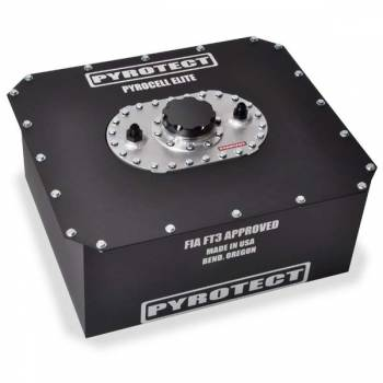 "Pyrotect Fuel Cells - Pyrotect PyroCell Elite Series Fuel Cell - 29 Gallon - 24.25"" L x 24.25"" W x 12.75"" H"