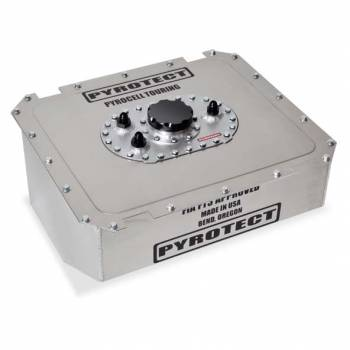 """Pyrotect Fuel Cells - Pyrotect PyroCell Touring Series Fuel Cell w/ Aluminum Can - 18 Gallon - 28"""" L x 17.12"""" W x 11"""" H"""