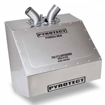 "Pyrotect Fuel Cells - Pyrotect PyroCell Off-Road Baja Series Truck Fuel Cell - 25 Gallon - 25"" L x 25"" W x 14"" H"