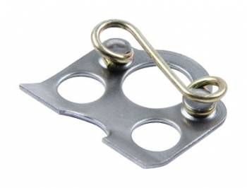 Allstar Performance - Allstar Performance Quick Turn Brackets - Weld-On With Spring - (10 Pack)