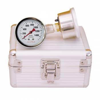 Longacre Racing Products - Longacre Quick Check Brake Pressure Gauge Set - GM Metric