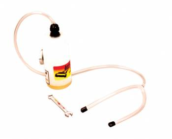 Longacre Racing Products - Longacre Single Brake Fluid Bleed Bottle